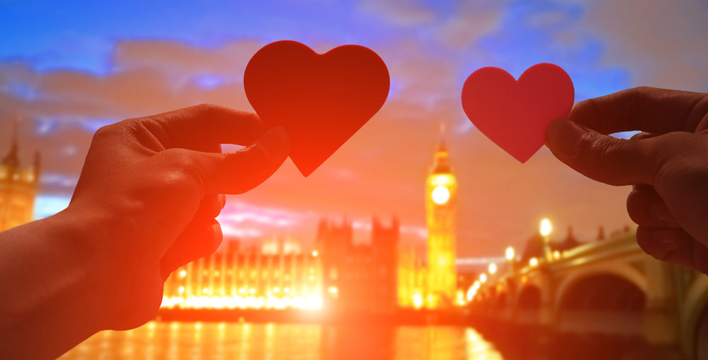 things to do in london on valentines day