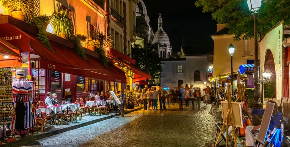 things to do in paris at night
